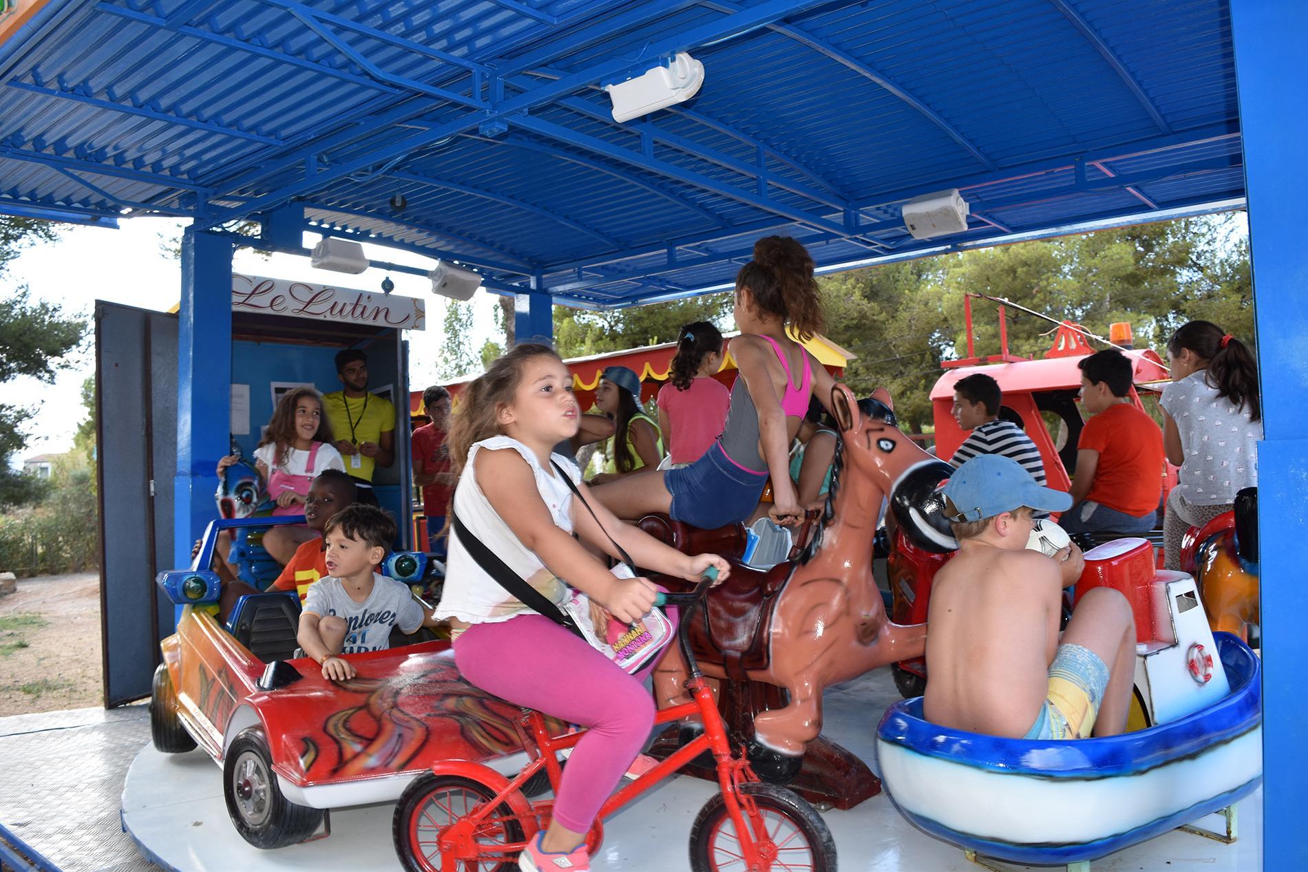 Manège - Camping Marina Plage